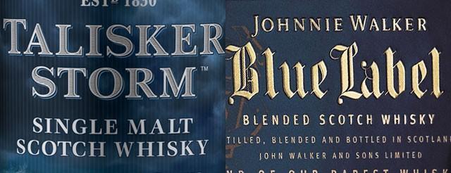 スコッチ ウイスキーは「シングルモルト ウイスキー」「ブレンデッド ウイスキー」