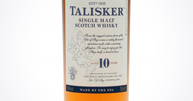 シングルモルト スコッチウイスキー タリスカー10年