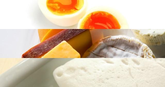 たまご、チーズ、ハンペン、こんな素材のおいしさを引き出す最高の調理法とは?