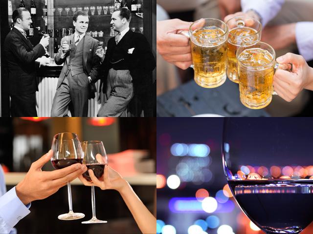 お酒が楽しめる空間を 提供するお店、それがバー