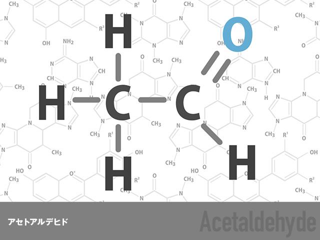 アルコールやアセトアルデヒドの分解能力によって、大まかに4つのタイプに分かれます