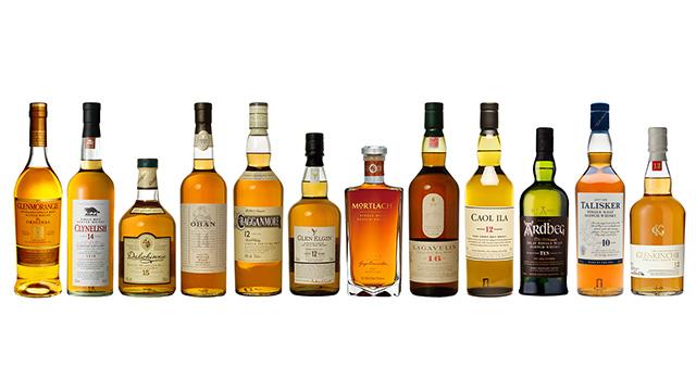 多種多様な個性が魅力の スコッチウイスキーの世界