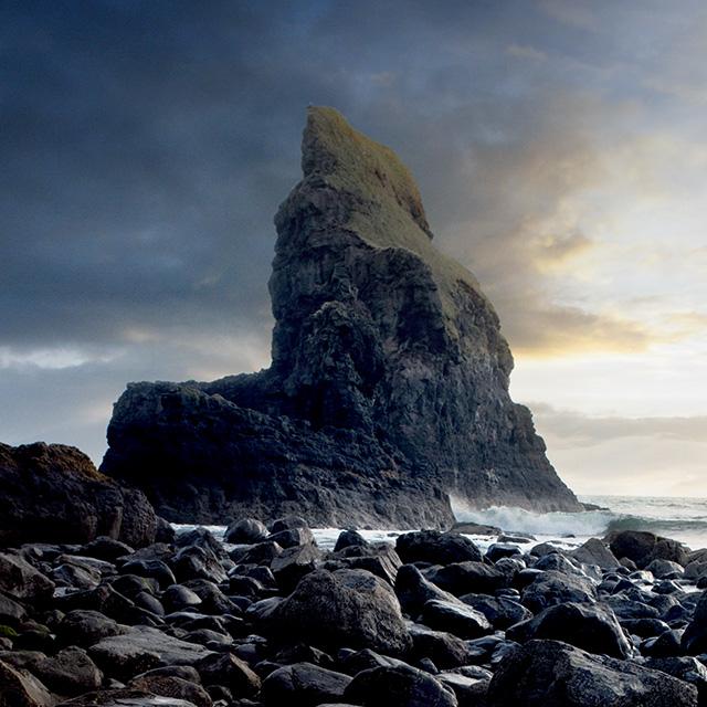 スカイ島の自然