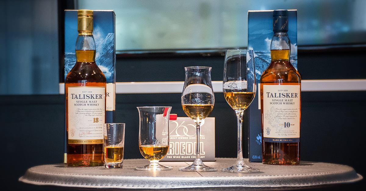 グラスが変われば味も変わる! おすすめのウイスキーグラスはどれ?