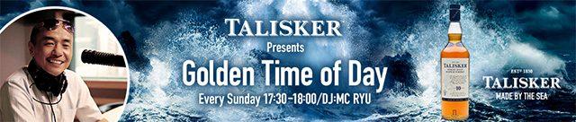番組タイトルの「Golden Time of Day」は、「一日の中で最も輝く時間」という意味
