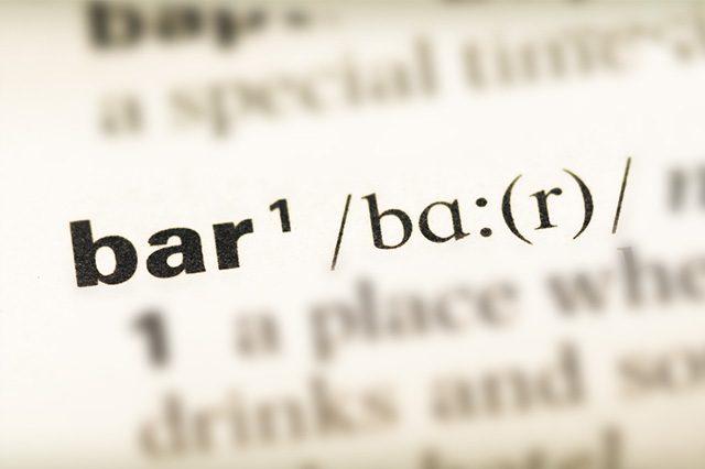 ハイボールやロックは英語でどう表現する?ウイスキーを海外でもバーを楽しむ英語バー用語集