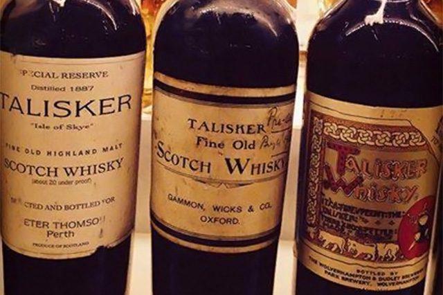 ウイスキーの語源はゲール語で「生命の水」、「乾杯」も粋にゲール語で!