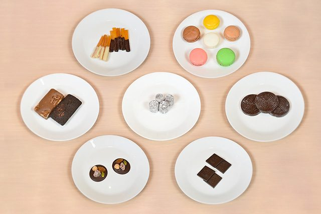 チョコレートのマリアージュ