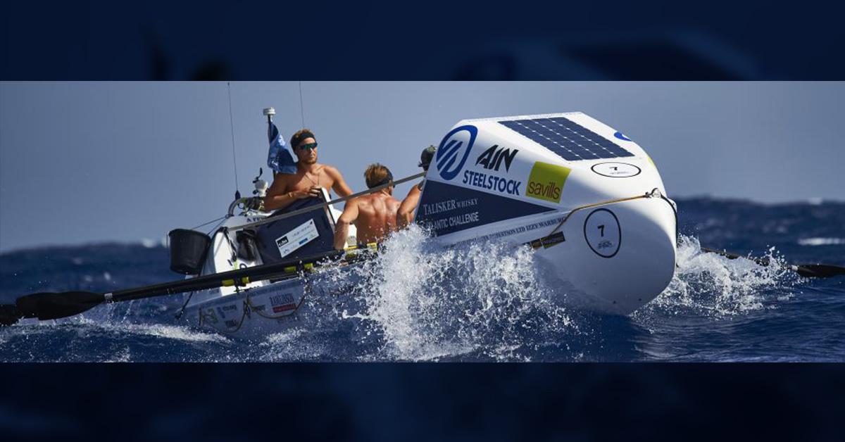 世界一過酷な海洋レース、「タリスカー・アトランティック・チャレンジ」とは?